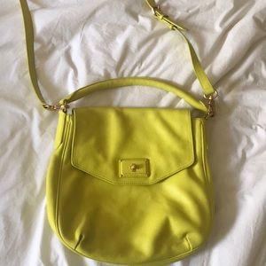 Cross body large handbag